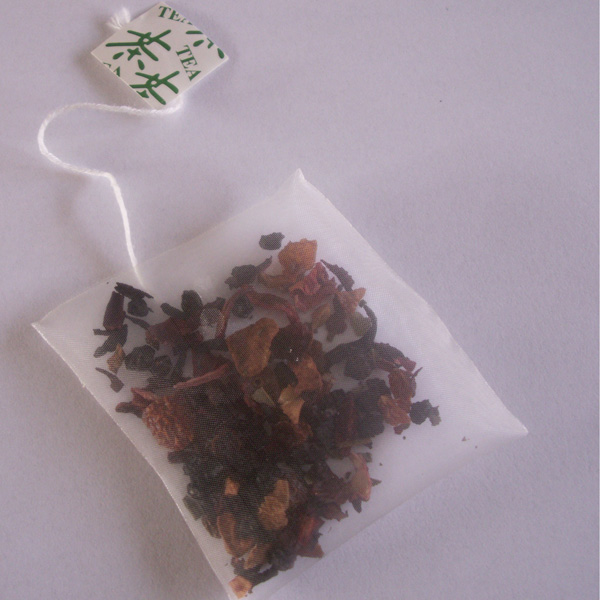 Rectangular tea bag