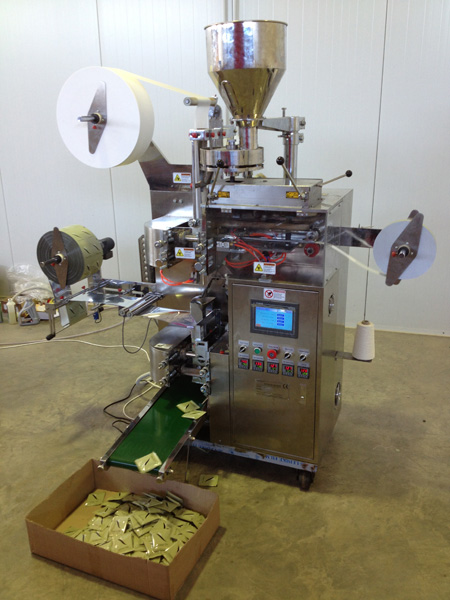 Tea bag packing / DXDCT-100B